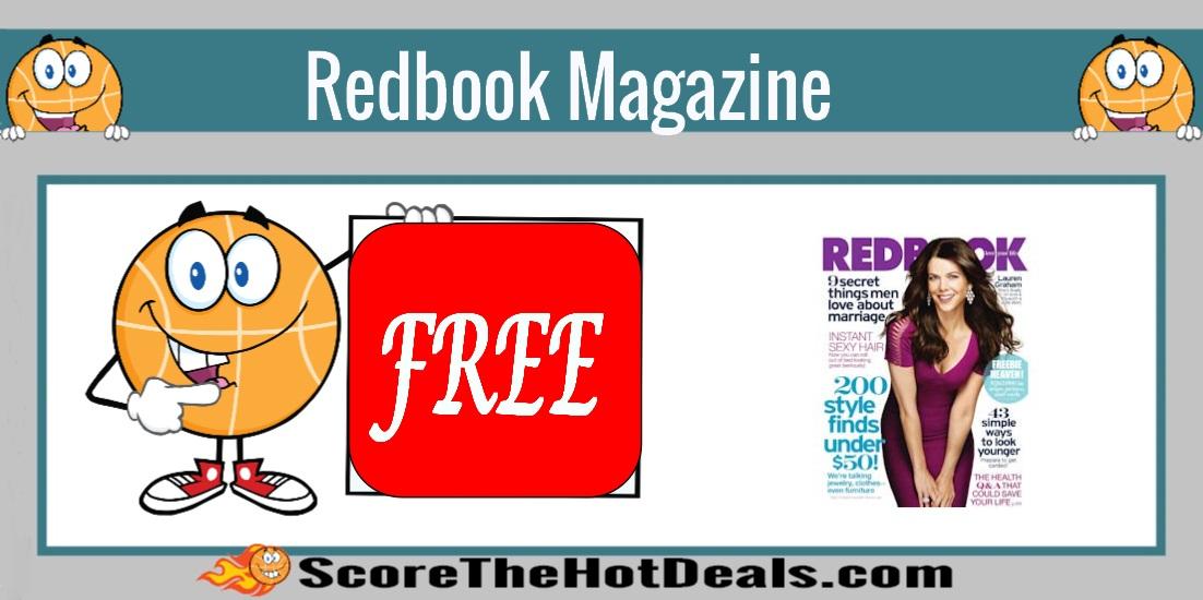 Redbook Magazine Subscription