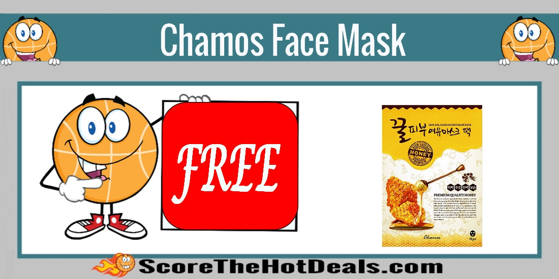 Chamos Honey Face Mask