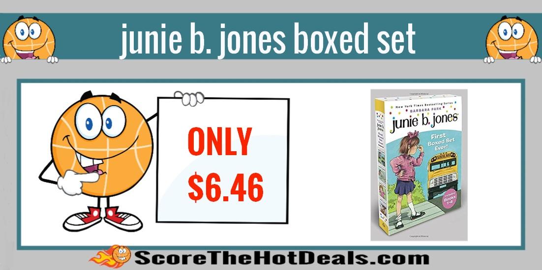 junie b. jones Boxed Set