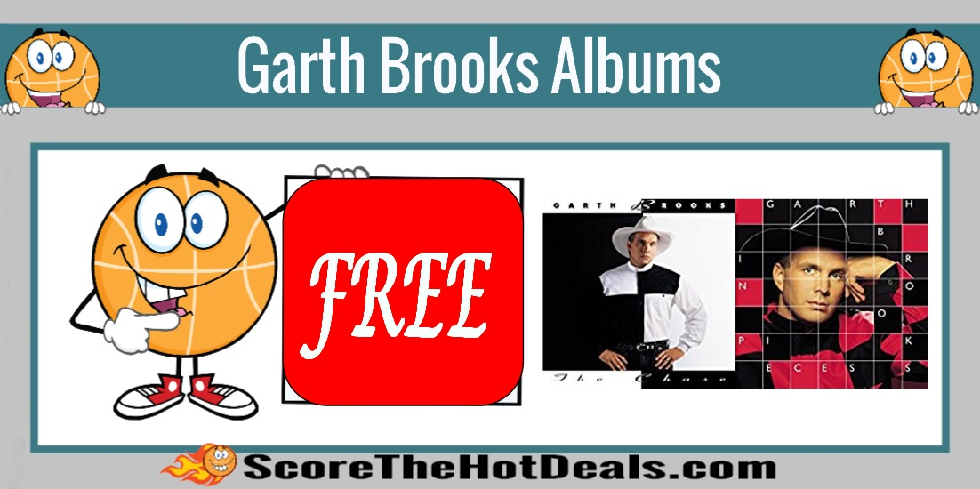 Garth Brooks Album