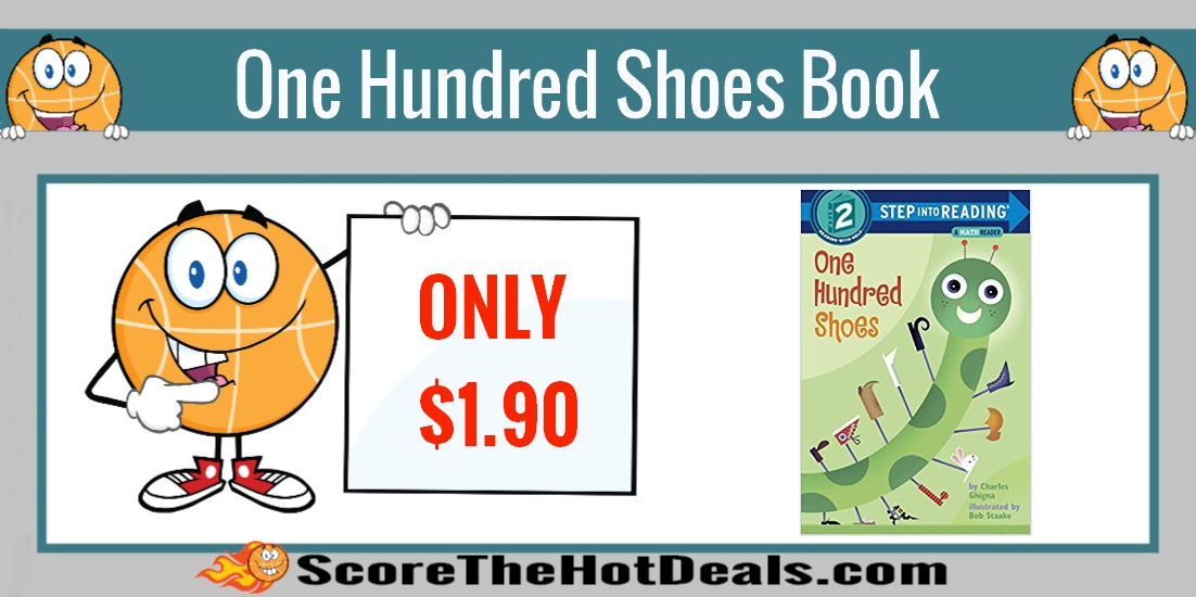 one hundred shoes book