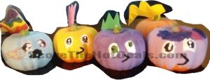 My Little Pony Pumpkins