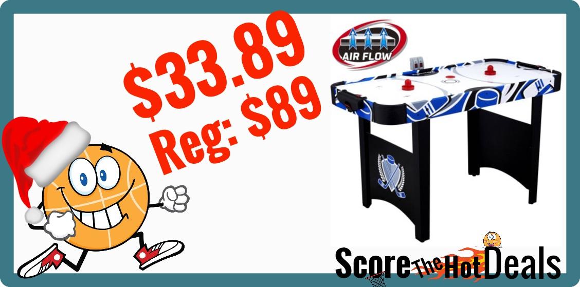 Air Powered Hockey Table