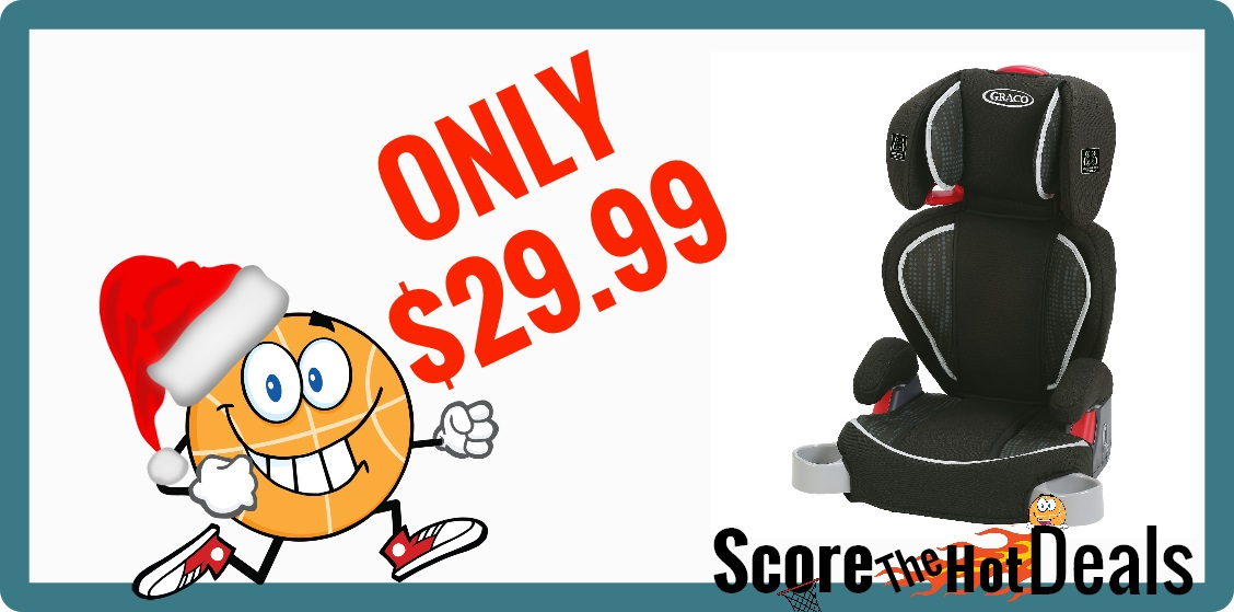 Graco® Highback Turbo Booster Car Seat