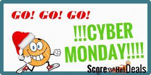 HUGE List Of Cyber Monday Sales + DEALS!!!