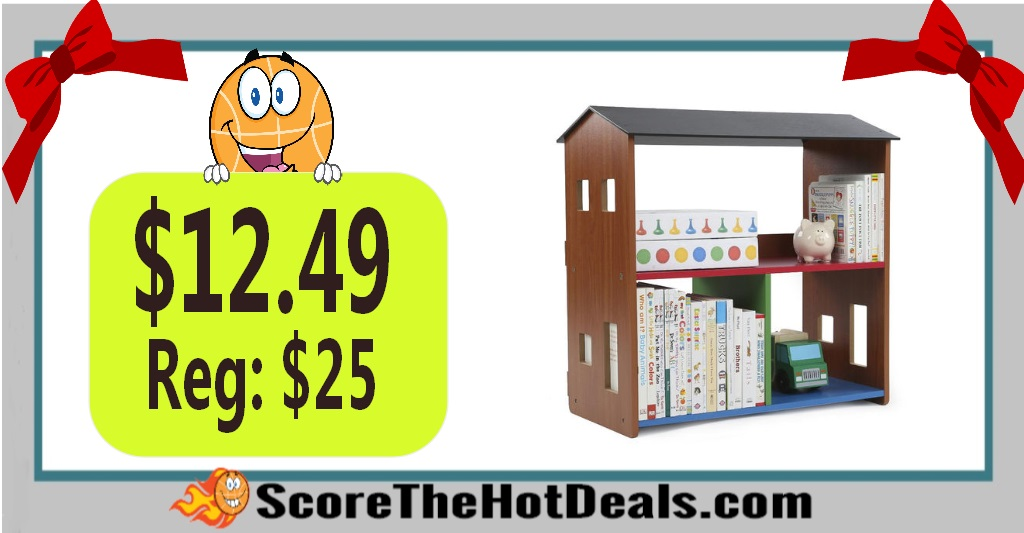 Tot Tutors Focus Playtime Bookcase