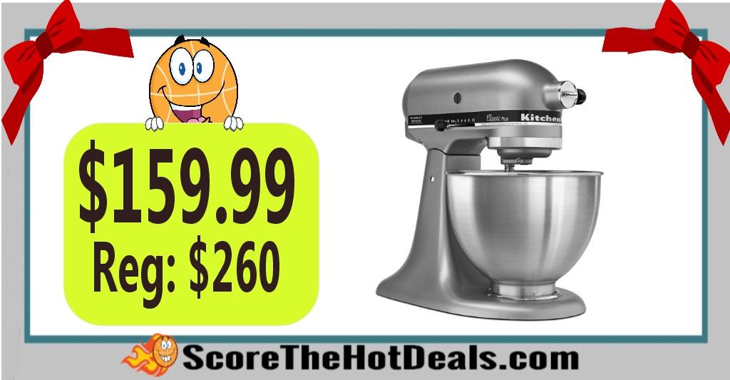 KitchenAid® Classic 4.5 Qt Stand Mixer