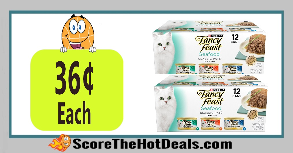 Purina Fancy Feast Medleys Tuscany Collection Gourmet Wet Cat Food 24 Can Variety Pack