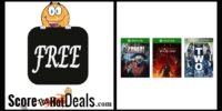 FREE Games For XBox Live Gold Members!