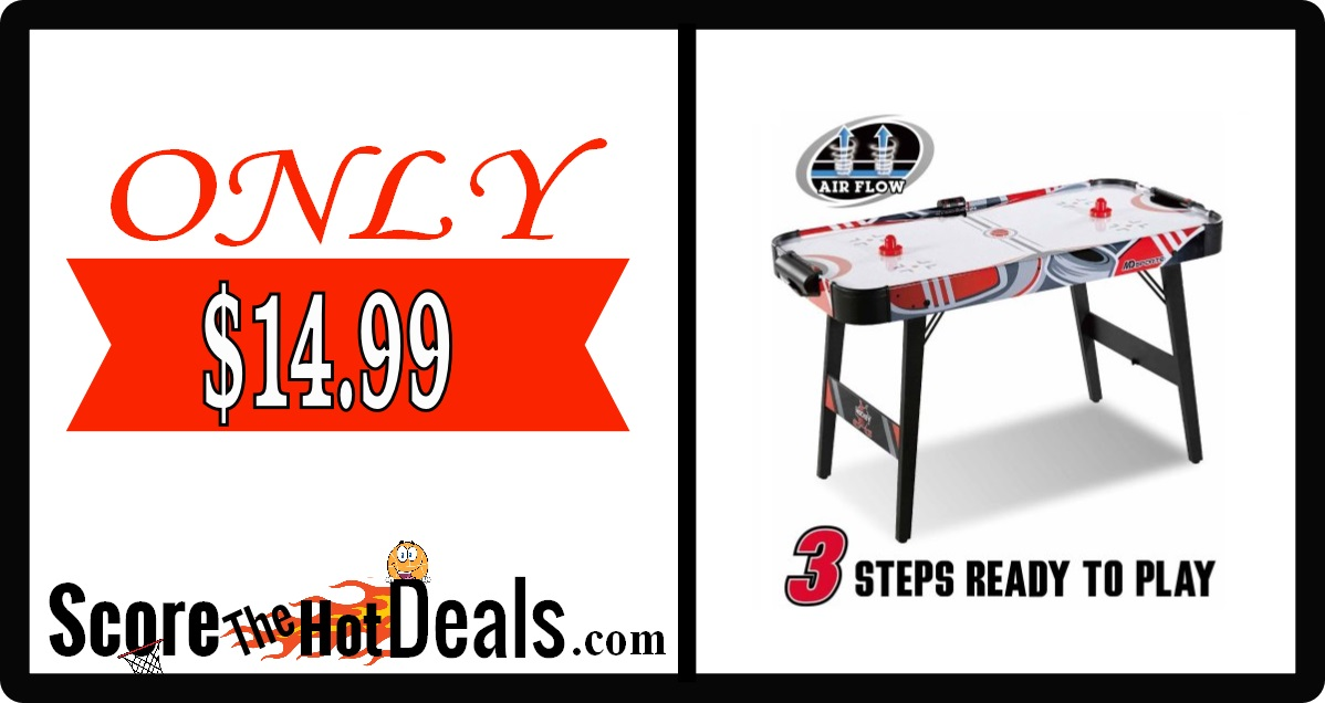 48 in. Air Powered Hockey Table
