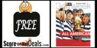 **FREE** GolfWeek Magazine Subscription!