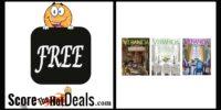 **FREE** Veranda Magazine Subscription!