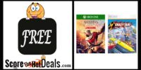UPDATE: FREE Games For XBox Live Gold Members!
