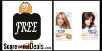 EXPIRED: **FREE** Clairol Nice 'N Easy Hair Color!