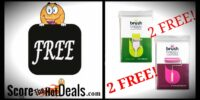 **HOT!!!*** Score Two BrushBaggy Project Packs FREE!