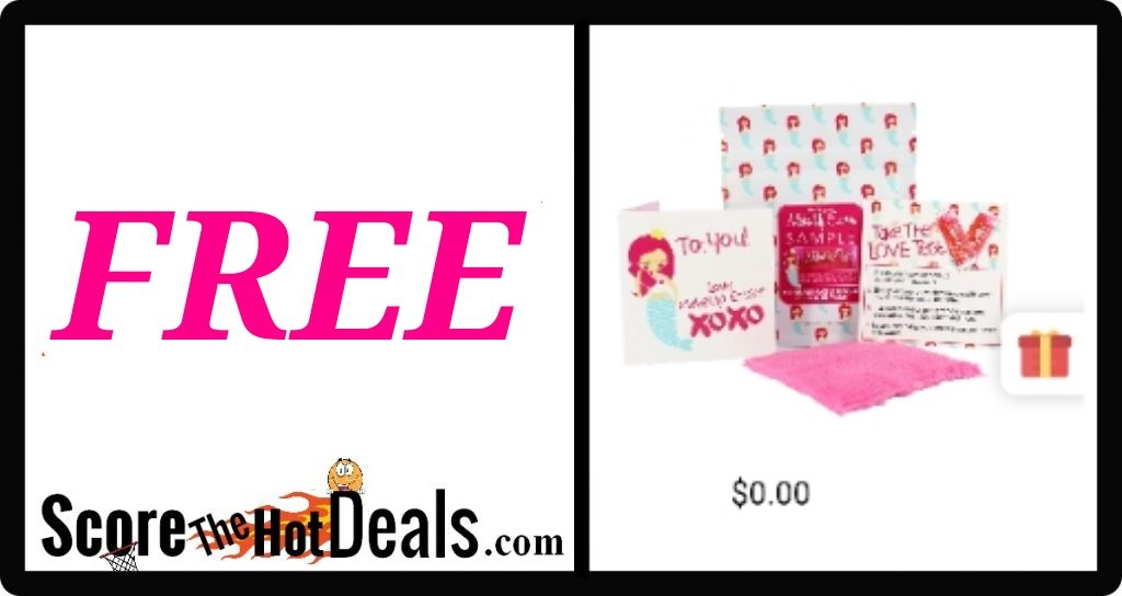 Free makeup Eraser sample