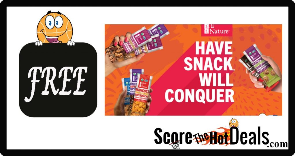 Score a FREE Organic Made In Nature Snack!