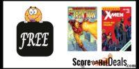 FREE Digital Comic Books featuring X-Men, Iron Man & MORE!