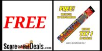 **FREE** Gold Sparklers At Phantom Fireworks!