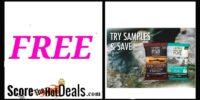 FREE Canidae Pet Food Samples!