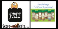 ~FREE~ PawTree PawPairings Pet Food Seasoning Sample!