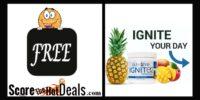 ~FREE~ Ignite Natural Energy Boost Sample!
