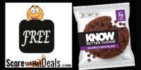 F.R.E.E Know Better Cookie!