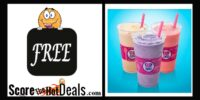 ~FREE~ Baskin Robbins Refreshing Freeze Sample on August 5th!