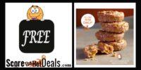 ~FREE~ Pumpkin Spice Cake Doughnut!