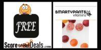 ~FREE~ SmartyPants Vitamins Samples!