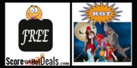 ~FREE~ Halloween Costumes + Decor (UP TO $50 VALUE) - After Cashback!