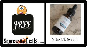 ~FREE~ Vita-CE serum Sample!