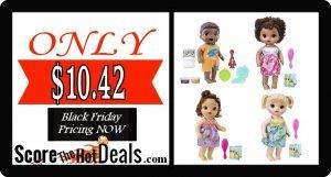 Baby Alive Dolls - $10.82!
