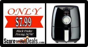 Bella 1.2 Qt Air Fryer - ONLY $7.99 After Rebate!