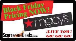 Macy's - Black Friday LIVE NOW!