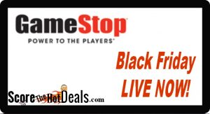 GameStop Black Friday LIVE NOW!