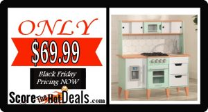 Kidkraft Play Kitchen - ONLY $69.99 SHIPPED!