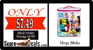 EXPIRED: **GO!** Mega Bloks Big Building Bag - ONLY $7.49!