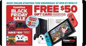 GameStop Black Friday Ad Leaked!