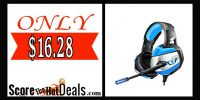 Gaming Headset - ONLY $16.28!