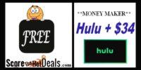 **RUN** F.R.E.E Gift Card Of Choice + Hulu!!!