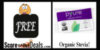 *FREE* Pyure Organic Stevia Sample!