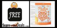 **FREE** Bag Of Peatos Snacks!