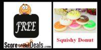 ~FREE~ Mini Squishy Donut!