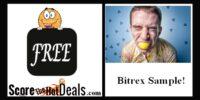 **FREE** Bitrex Sample!