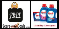 **FREE** Persil ProClean Laundry Detergent Sample!