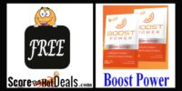**FREE** Boost Power Samples!