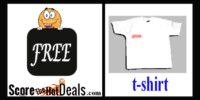 ~FREE~ T-Shirt!