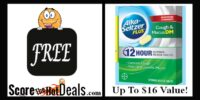 ~FREE~ Alka-Seltzer Plus Product (after rebate)!