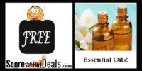 **FREE** Essential Oil Samples!